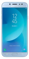 Samsung Galaxy J7, 2017, J730, Dual SIM, stříbrno-modrý