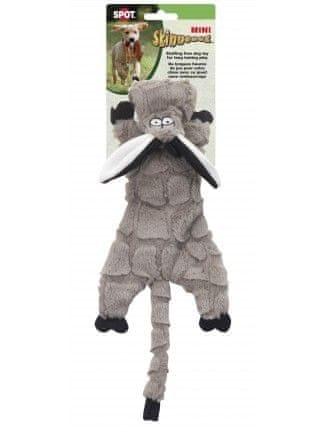 Dog Fantasy Hračka Skinneeez osel 35cm