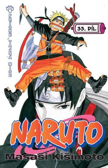 Kišimoto Masaši: Naruto 33 - Přísně tajná mise