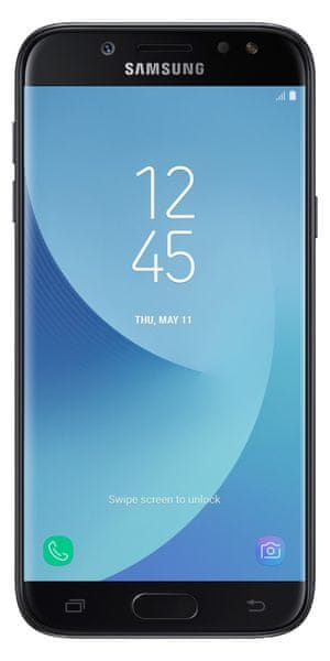 Samsung Galaxy J5, 2017, J530, Dual SIM, černý