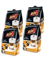 René Latte Macchiato kapsle pro kávovary Dolce Gusto 16 ks, 4 balení
