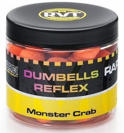 MIVARDI Plovoucí Boilies Rapid Dumbells Reflex 18 mm monster crab