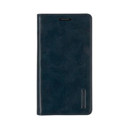 Goospery preklopna torbica Bluemoon za Samsung Galaxy S8 Plus G855, temno modra