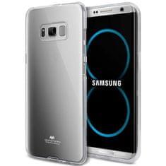 Goospery Jelly tanka silikonska maska (0,3) za Samsung Galaxy S8 Plus, prozirna
