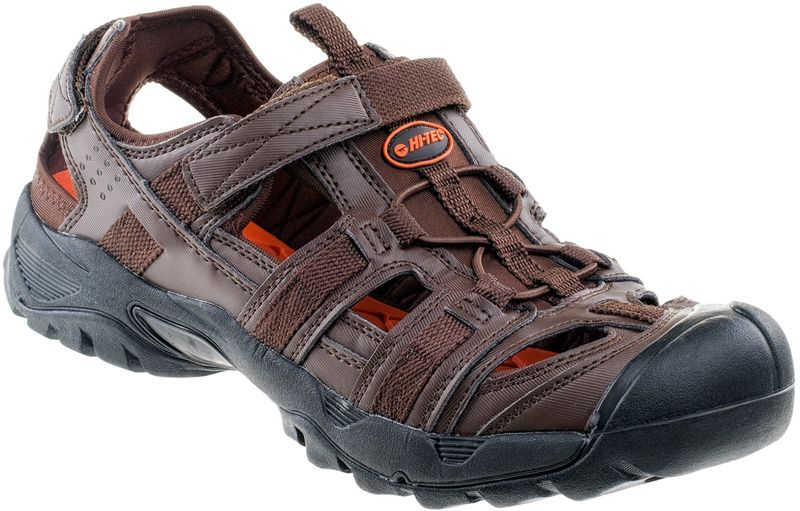 Hi-Tec Sativ Brown/Black/Orange 44