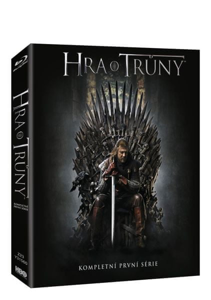 Hra o trůny / Game of Thrones - 1. série (5BD VIVA balení) - BD - Blu-ray