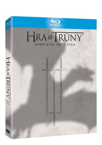 Hra o trůny / Game of Thrones - 3. série (5BD VIVA balení) - Blu-ray