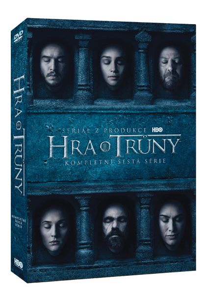 Hra o trůny / Game of Thrones - 6. série (5DVD VIVA balení) - DVD