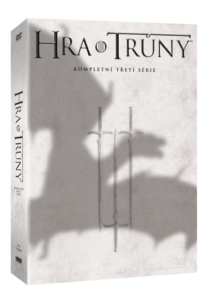 Hra o trůny / Game of Thrones - 3. série (5DVD VIVA balení) - DVD
