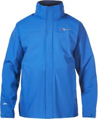 Berghaus kurtka outdoorowa Hillwalker Shell Jkt Am Blue/Blue