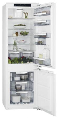AEG SCE81826TF Beépíthető hűtő-fagyasztó