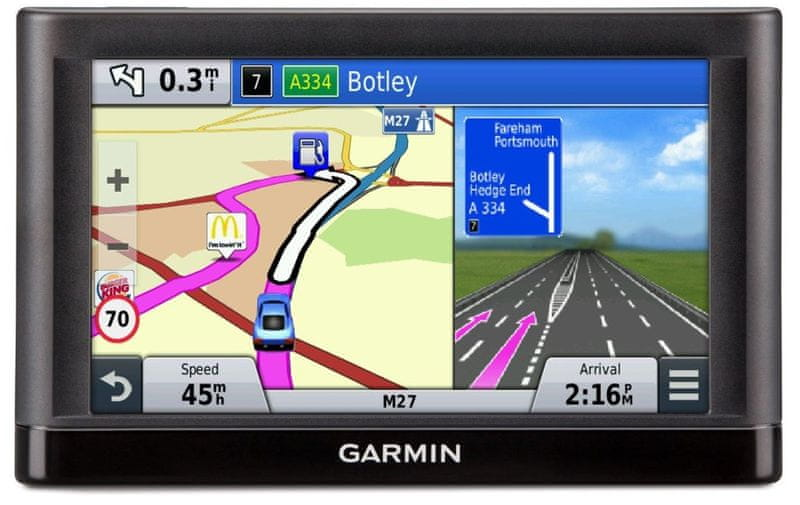 Garmin nüvi 65 Lifetime Europe 22