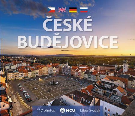 Sváček Libor: České Budějovice - malé / vícejazyčné