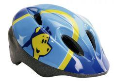 Hudora otroška kolesarska čelada Joey Monsun, 48-52 cm