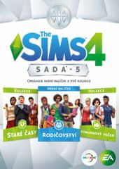 EA Games The Sims 4 Bundle Pack 5 / PC