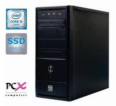 PCX namizni računalnik EXACT 4205 i5-7400/8GB/SSD240GB/FreeDOS