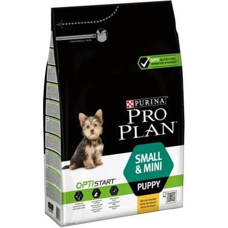 Purina Pro Plan Hrana za mladiče mini in majhne pasme 3kg