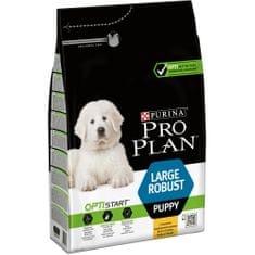 Purina Pro Plan hrana za mladiče velikih pasem Robust 3kg