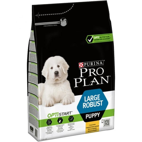 Purina Pro Plan Large Puppy Robust OPTISTART 3kg