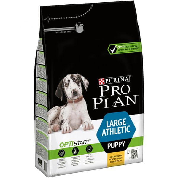 Purina Pro Plan Large Puppy Athletic OPTISTART 3kg