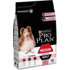 Purina Pro Plan Medium Adult Sensitive Skin kutyatáp - 3kg