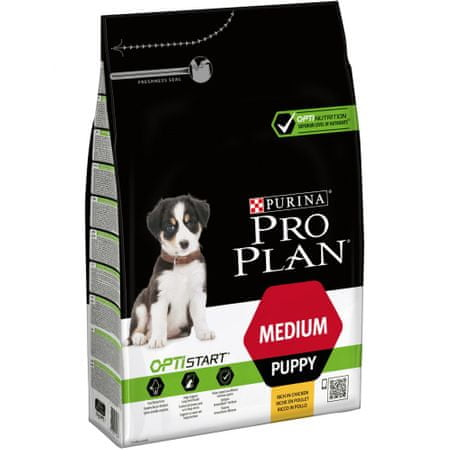 purina pro plan medium puppy optistart 3kg mall cz. Black Bedroom Furniture Sets. Home Design Ideas
