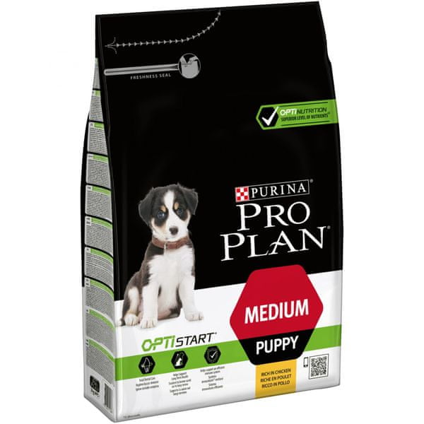 Purina Pro Plan Medium Puppy OPTISTART 3kg