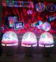3 -  Abilite disko LED sijalka RGB 3W