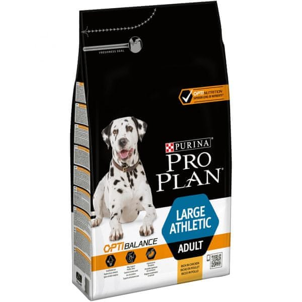 Purina Pro Plan Large Adult Athletic OPTIBALANCE 3 kg