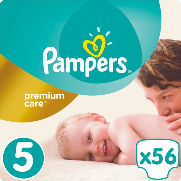 Pampers Pleny PremiumCare 5 Junior - 56 ks