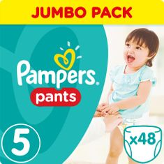 Pampers pelene Active Pants 5 Junior, Jumbo Pack, 48 kom