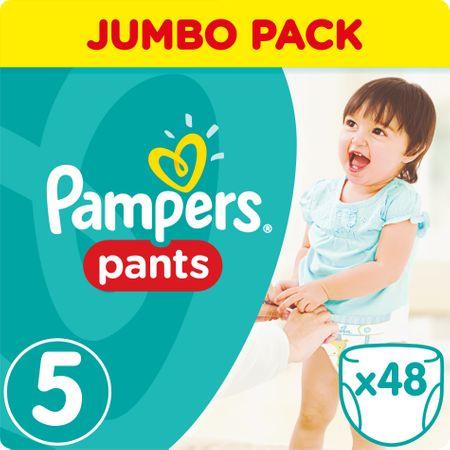 pampers jumbo pack 5