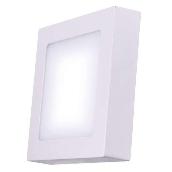 Emos LED přisazené svítidlo, čtverec 12W teplá bílá