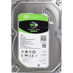 Seagate Tvrdi disk BarraCuda 3,5, 1TB, SATA3, 6GB/s, 64MB, 7200 broj okretaja (ST1000DM010)