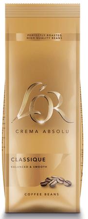 L'Or kawa ziarnista Crema Absolu CLASSIQUE, 500g