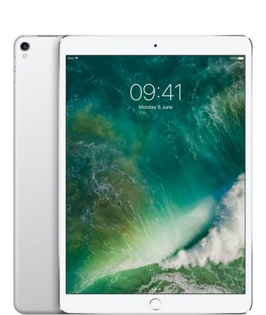 Apple iPad Pro 10.5 Wi-Fi 512 GB, silver