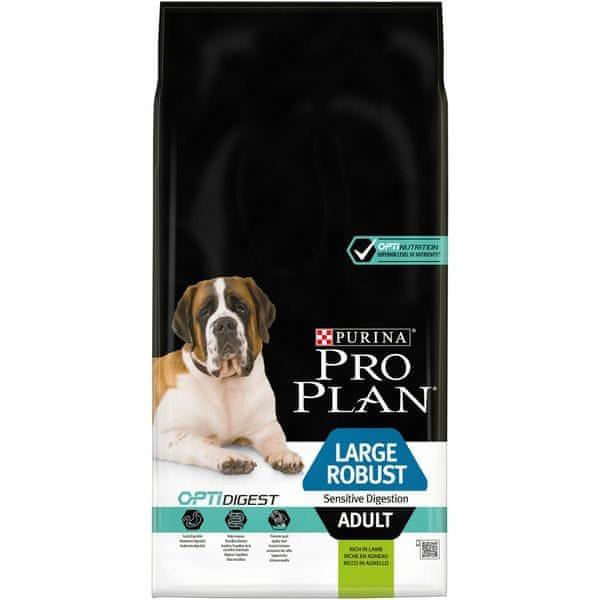 Purina Pro Plan Large Adult Robust OPTIDIGEST pro citlivé trávení 14 kg