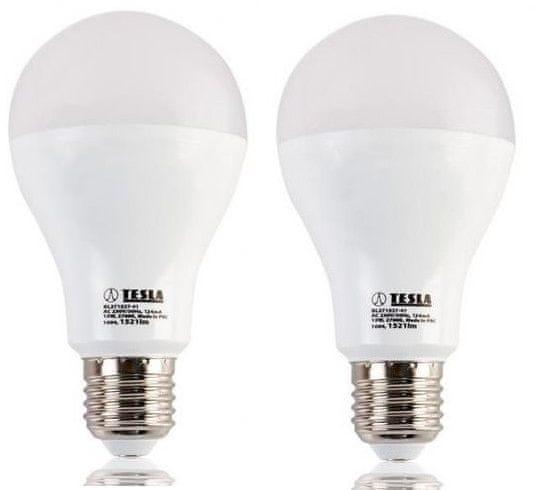 Tesla LED žárovka BULB, E27, 9W 2pack