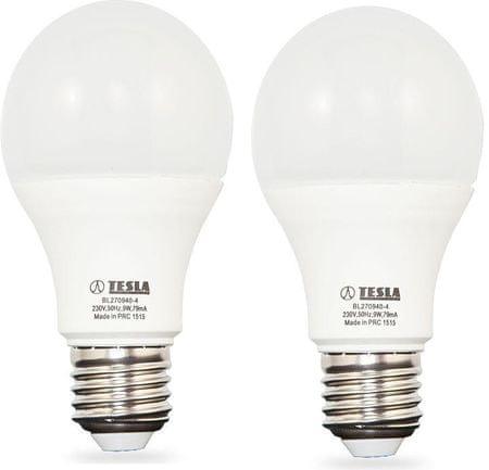 Tesla żarówka LED BL270940-4 BULB, E27, 9W, 2 szt.