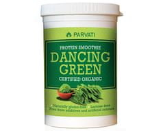 Parvati PROTEIN SMOOTHIE – Dancing Green 160 g