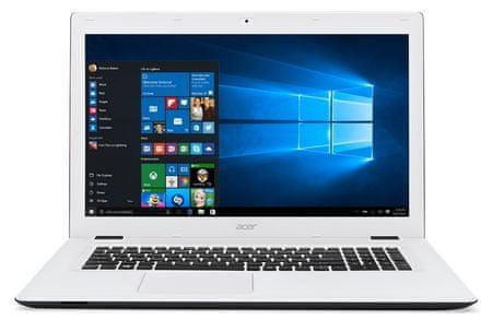 Acer prenosnik E5-773G-51WU i5-6200U/4GB/SSD 128GB+1TBHDD/17,3FHD/GT920M/W10 (NX.G2EEX.008)