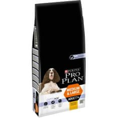 Purina Pro Plan Medium & Large Adult 7+ OPTIAGE 14kg