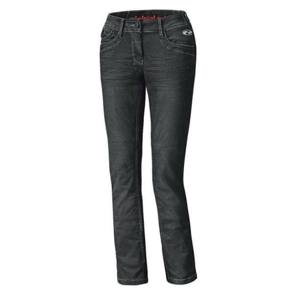 Held dámské kalhoty CRANE STRETCH vel.27 černá, textilní - jeans, Kevlar