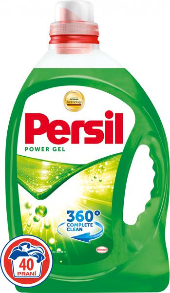 Persil 360° Complete Clean Power Gel, 40 praní