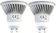 Tesla żarówka LED GU10, 7W, ciapła biała, 2 szt.
