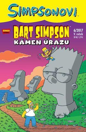 Groening Matt: Simpsonovi - Bart Simpson 6/2017 - Kámen úrazu