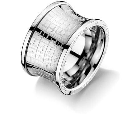 Tommy Hilfiger Originálne prsteň z ocele TH2700816 (Obvod 58 mm)
