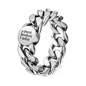 Tommy Hilfiger Fashion ocelový prsten TH2700966 (Obvod 56 mm)