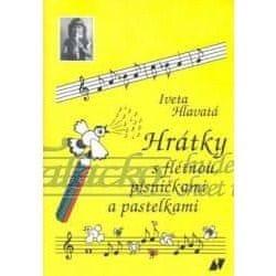 KN Hrátky s flétnou, písničkami a pastelkami Škola hry na zobcovou flétnu