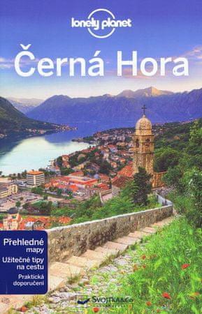autor neuvedený: Černá Hora- Lonely Planet